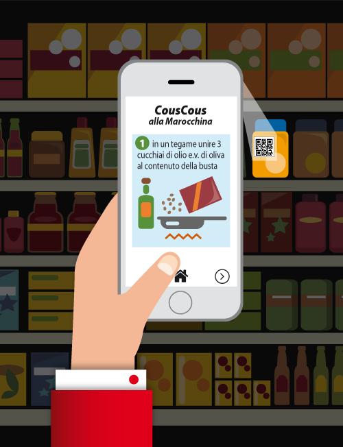 Talking Label è un sistemasemplice e funzionale di etichettatura per arricchire il tuo prodotto di tanti contenuti e informazioni